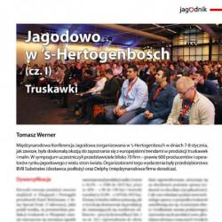 Jagodowo w 's-Hertogenbosch...