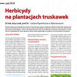Herbicydy na plantacjach...