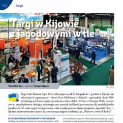 Targi w Kijowie z...