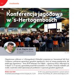 Konferencja jagodowa w...