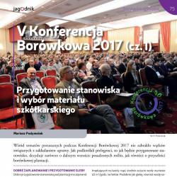 V Konferencja Borówkowa...