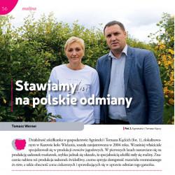 Stawiamy na polskie odmiany