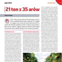 21 ton z 35 arów