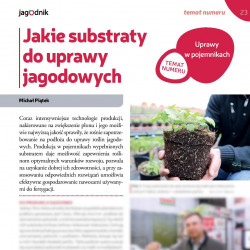 Jakie substraty do uprawy...