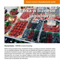 Marka w biznesie jagodowym