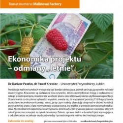 Ekonomika projektu –...