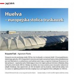 Huelva – europejska stolica...