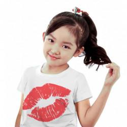 Koszulka dziewczęca -...