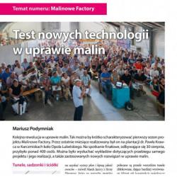 Test nowych technologii w...
