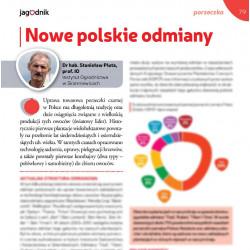 Nowe polskie odmiany